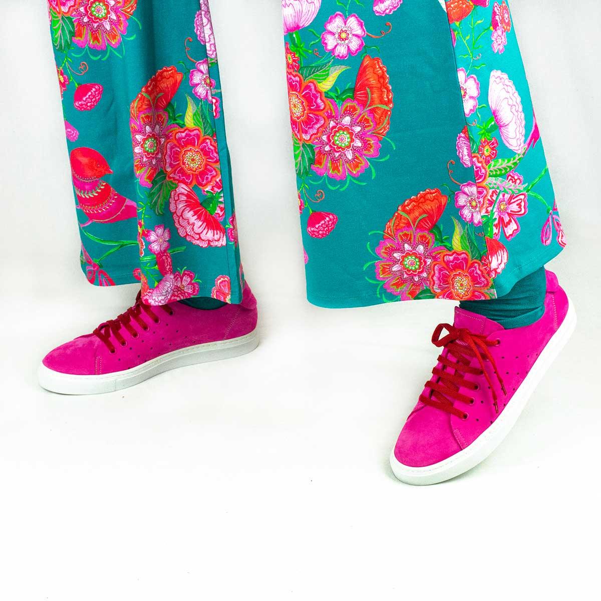 Darkwood Sneaker pink