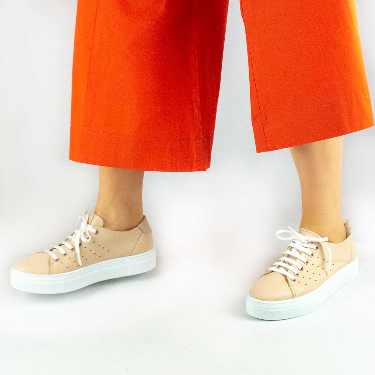 Darkwood Sneaker beige