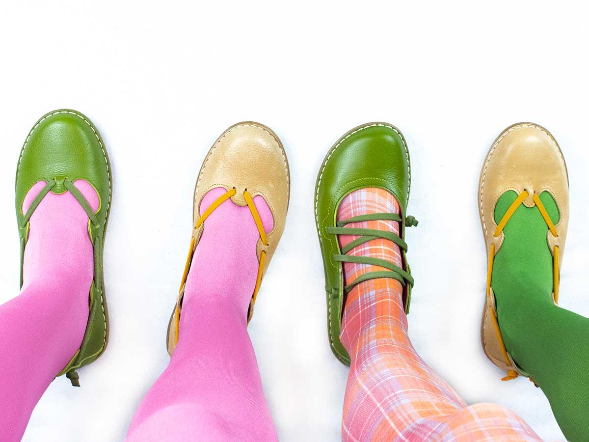 Jungla Damen Sandale