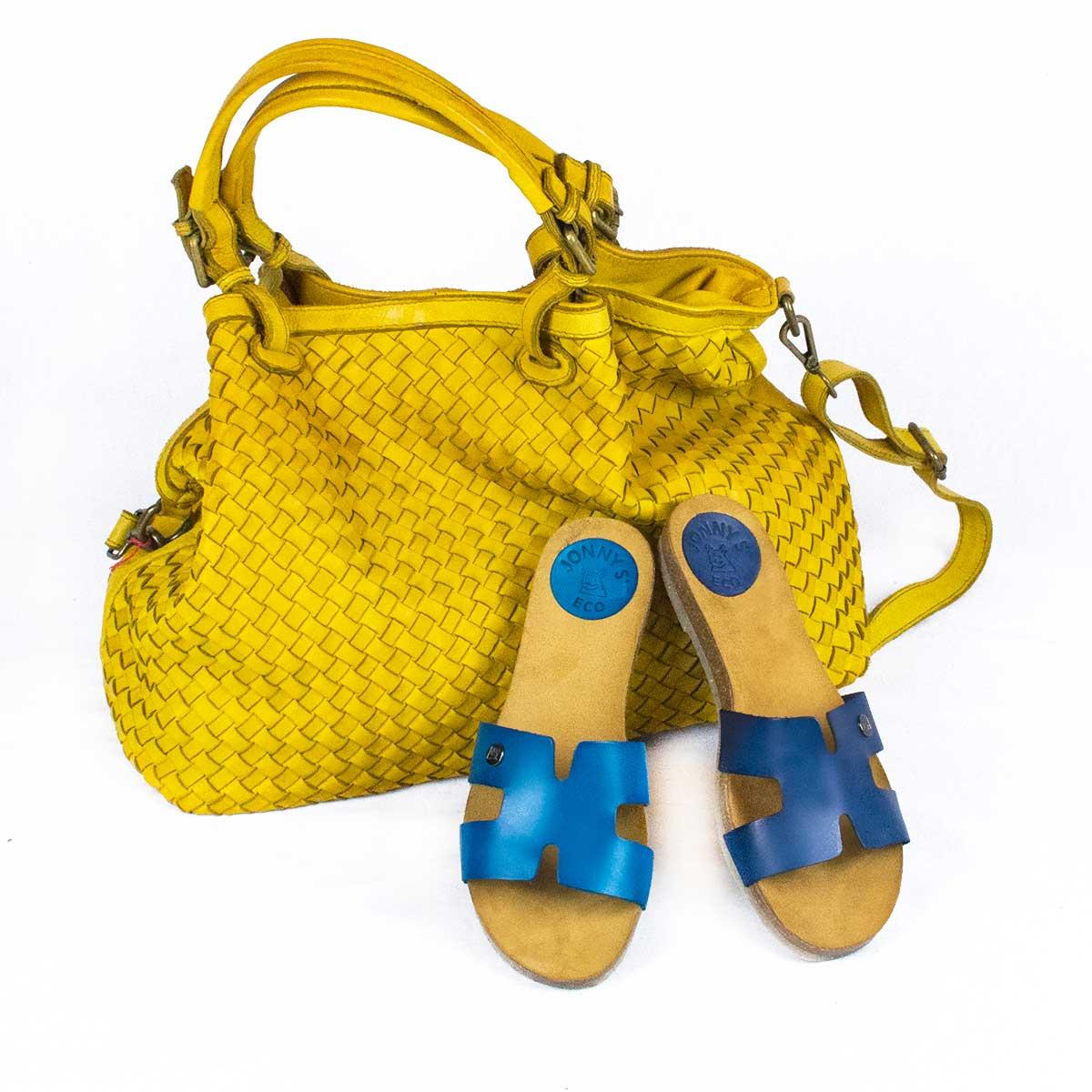 Jonnys Eco Sandale