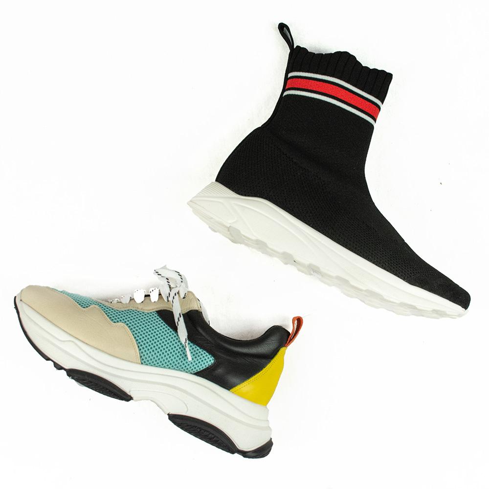KMB Chunky Sneakers
