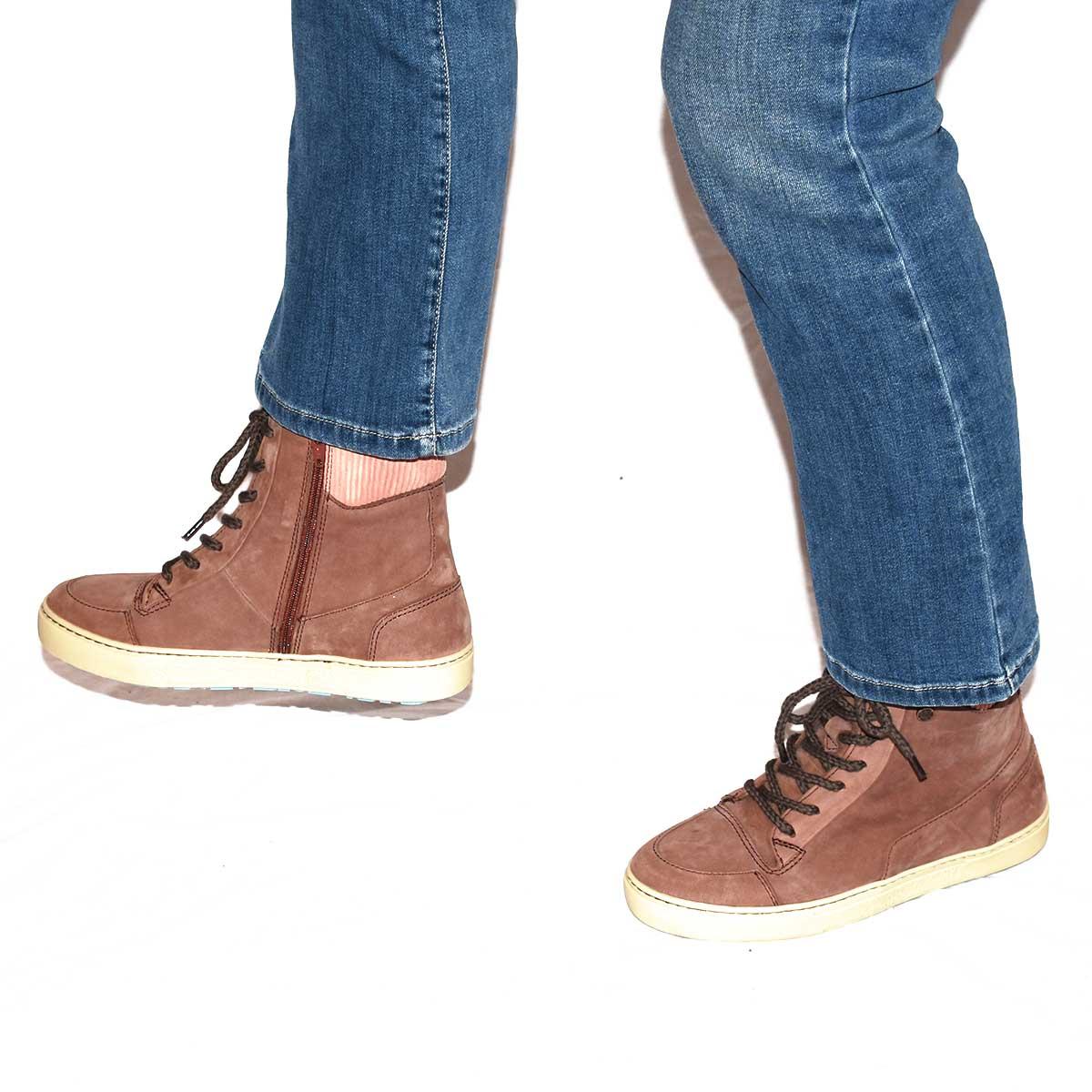 Chaaya Sneaker Bootie zum Schlüpfen