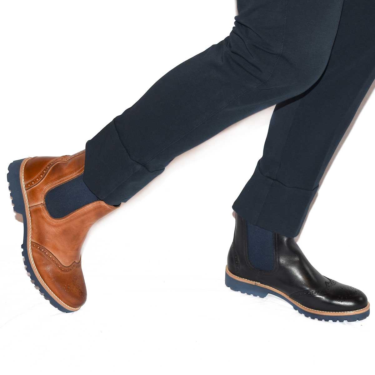 Nicola Benson Ankle Chelsea Boots