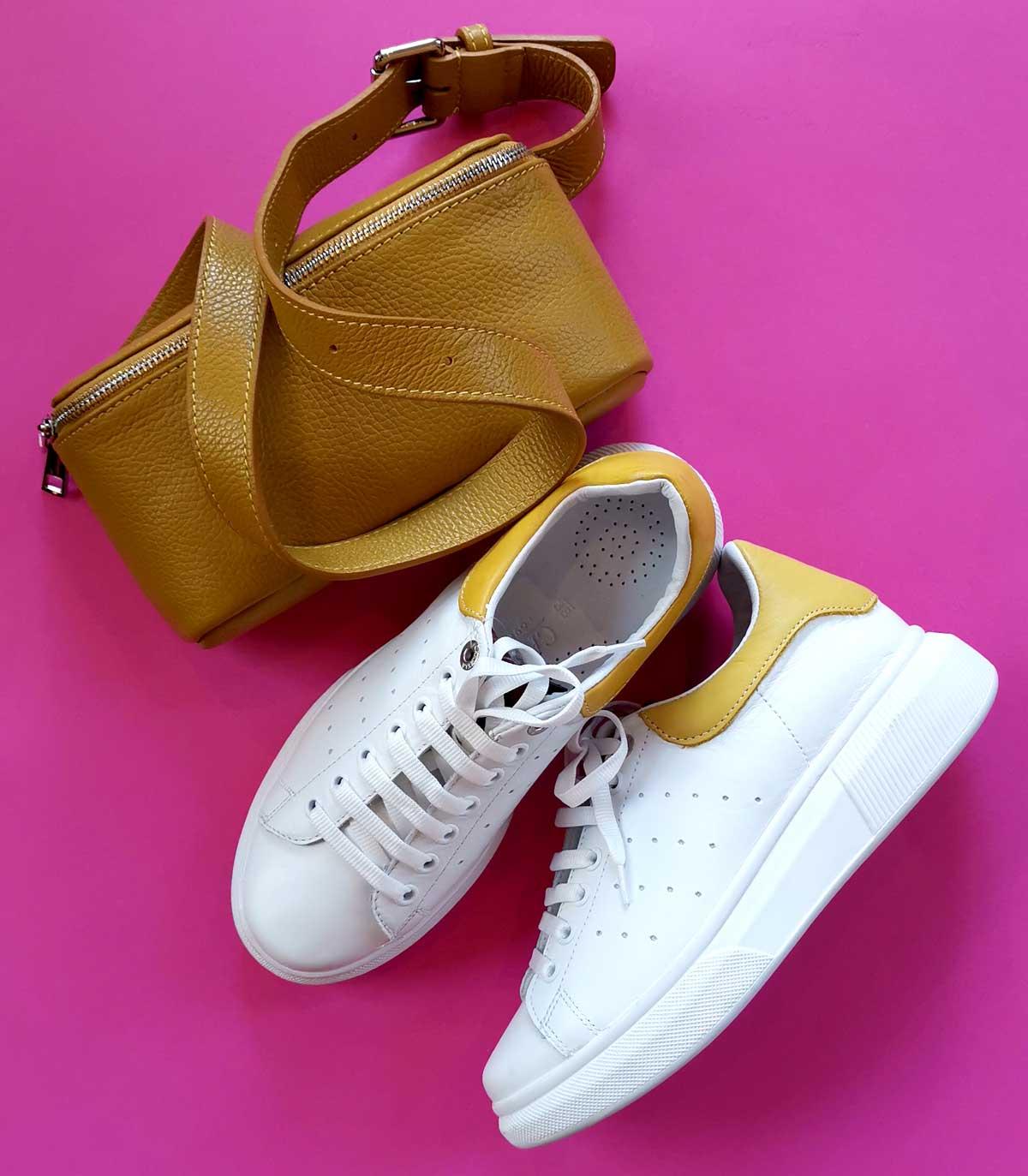 Sneaker weiss Carmela