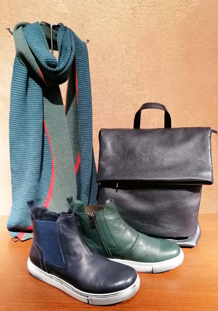 Lamica Sneaker grün