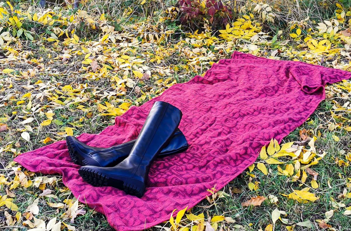 Lamica Stiefel schwarz