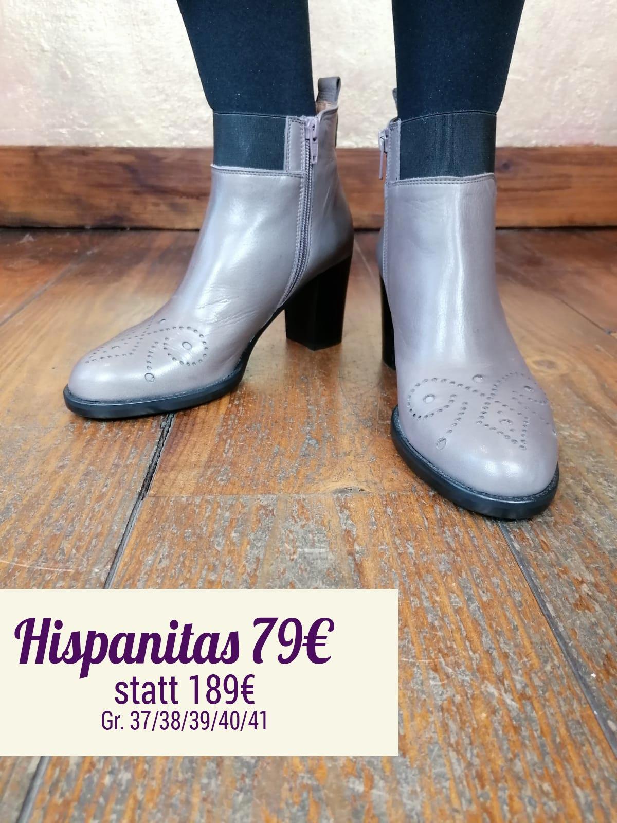 Hispanitas-Sauvage Vision Stiefelette