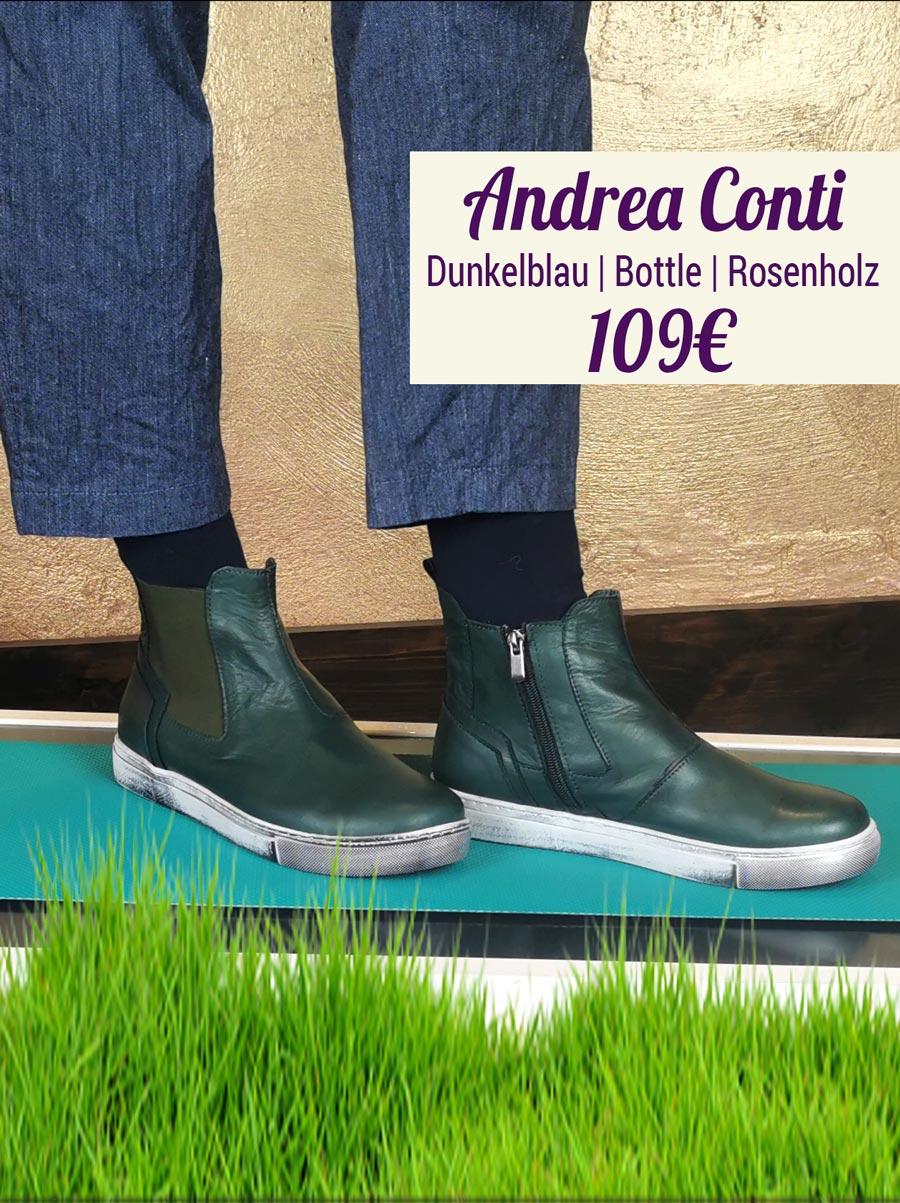 Andrea Conti Chelsea Booty Blau