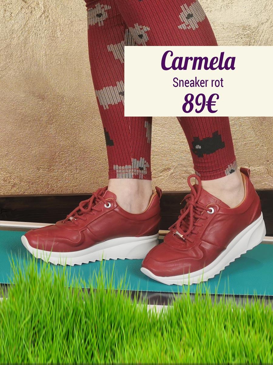 Carmela Sneaker rot