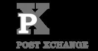Post Xchange Schuh Label